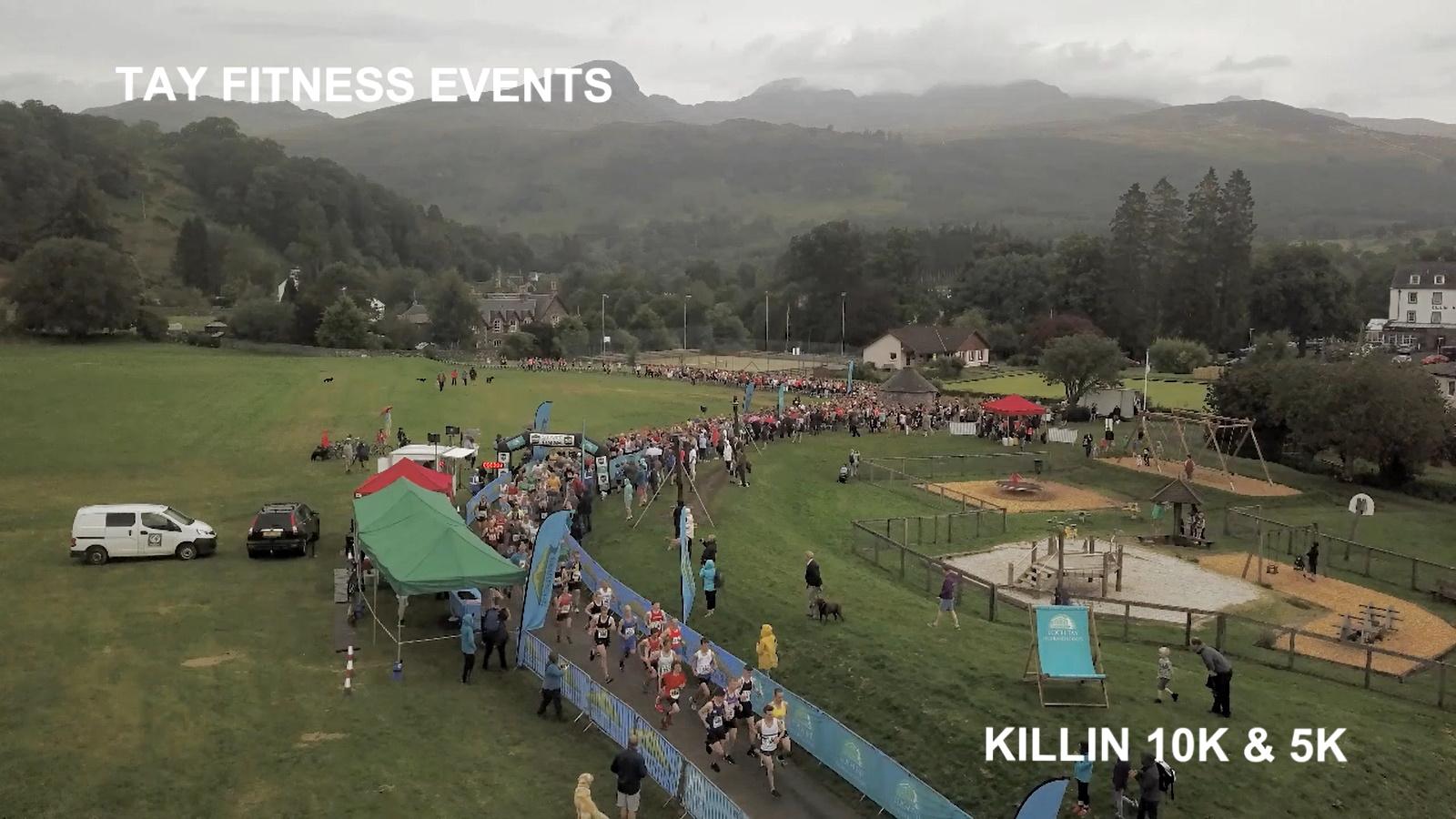 2019 – The Killin 5K & 10K Weekend