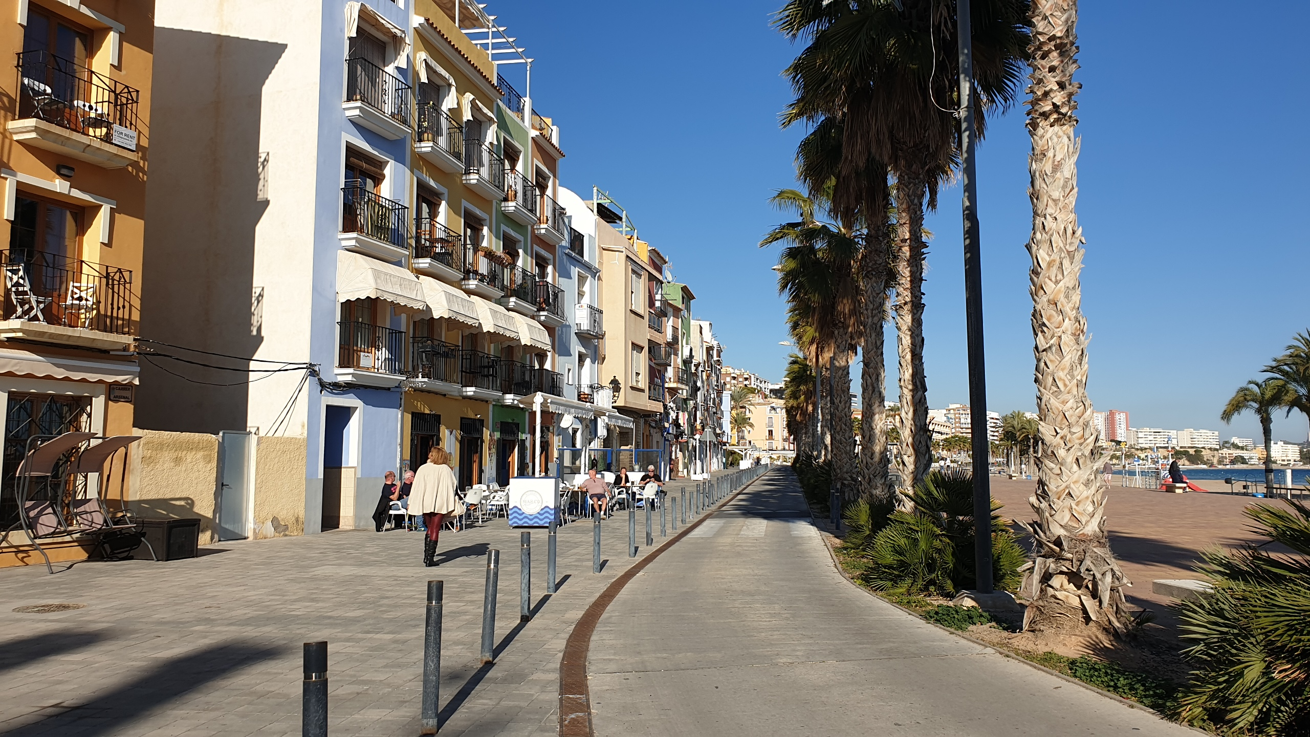 2020 – Enjoying the Costa Blanca