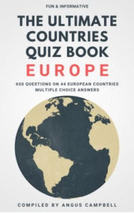 The Ultimate Countries Quiz Book