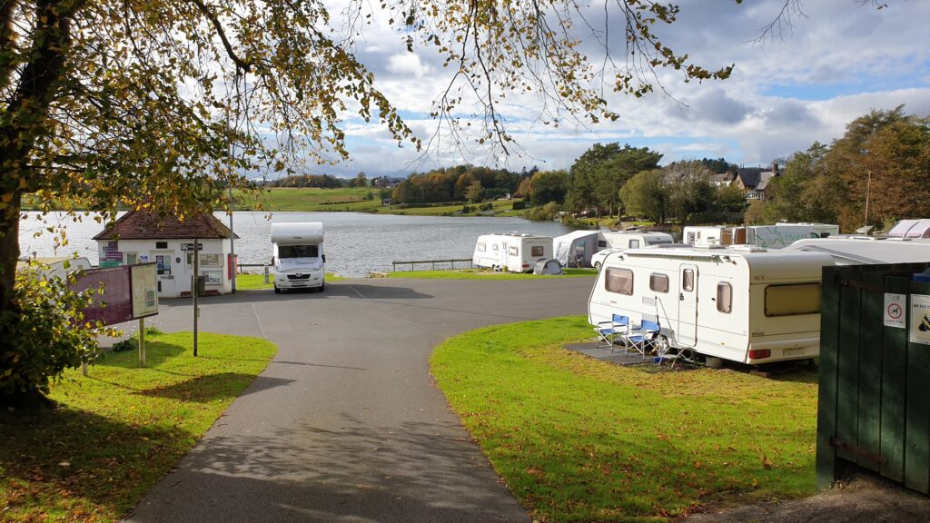 Kirk Loch Campsite