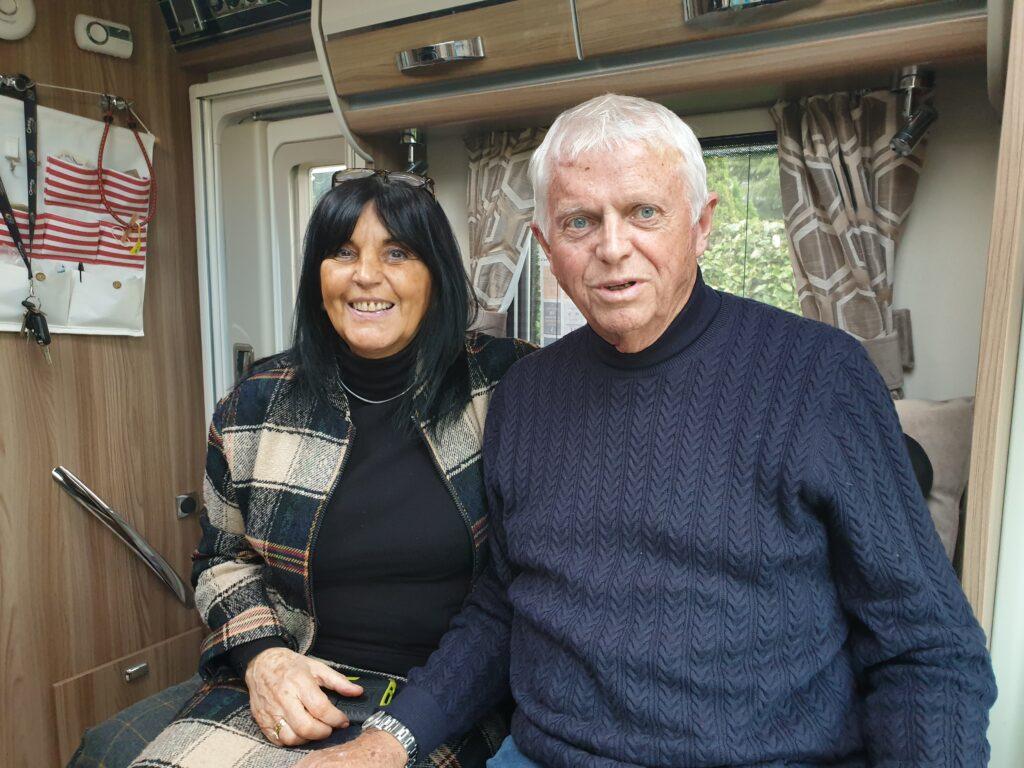 Alan & Helen