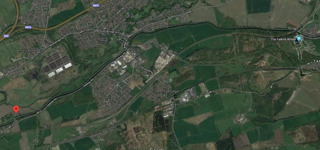 Underwood CL Map